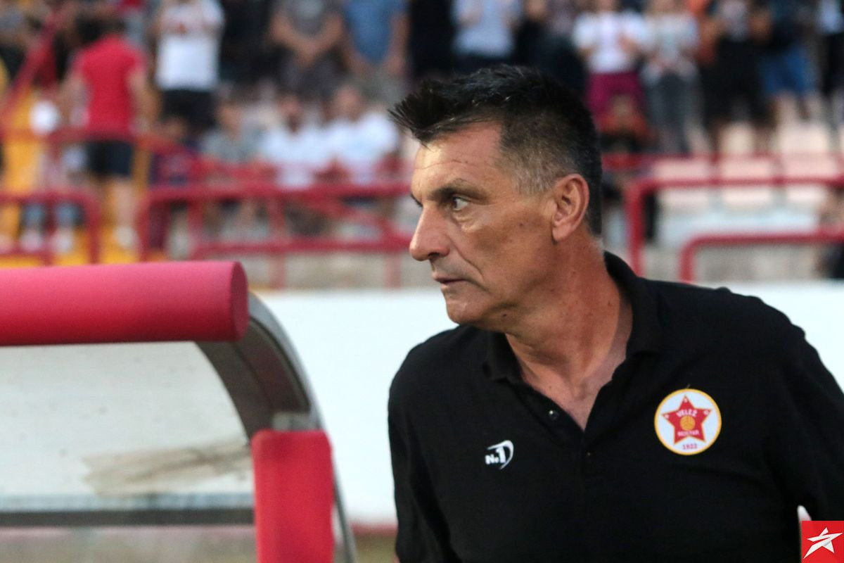 Ibro Rahimić više nije trener FK Velež!