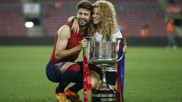 Pique i Shakira spremni za pljačku banke