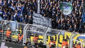 """Fukare su poslale morbidnu poruku, ali ni """"zahtjev"""" navijača Schalkea nije ništa drugačiji"""