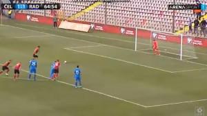 Mahmutović izveo jedan od najnepreciznijih penala u historiji Premijer lige