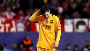 UEFA zadala veliki udarac Messiju