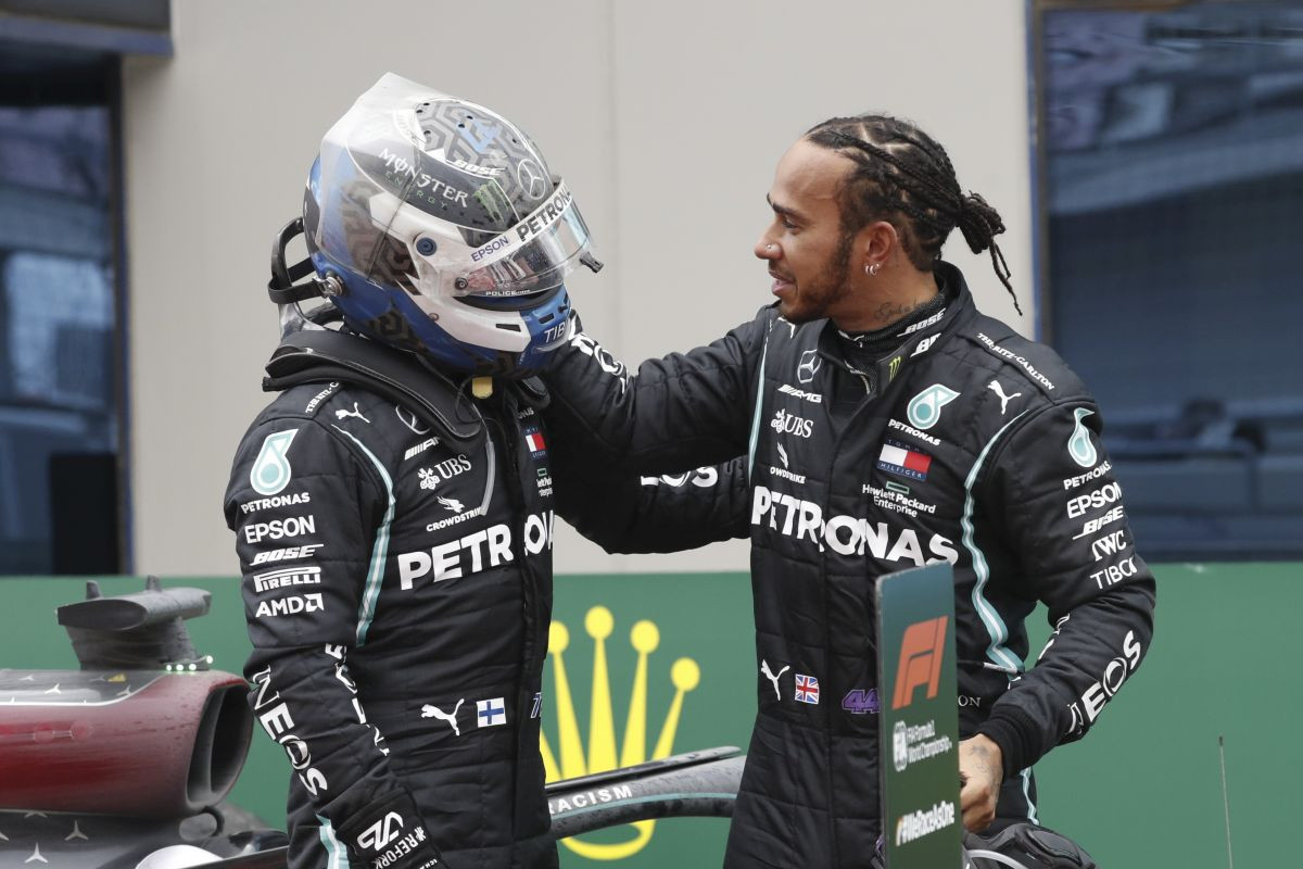 Hamilton brani Bottasa od kritika