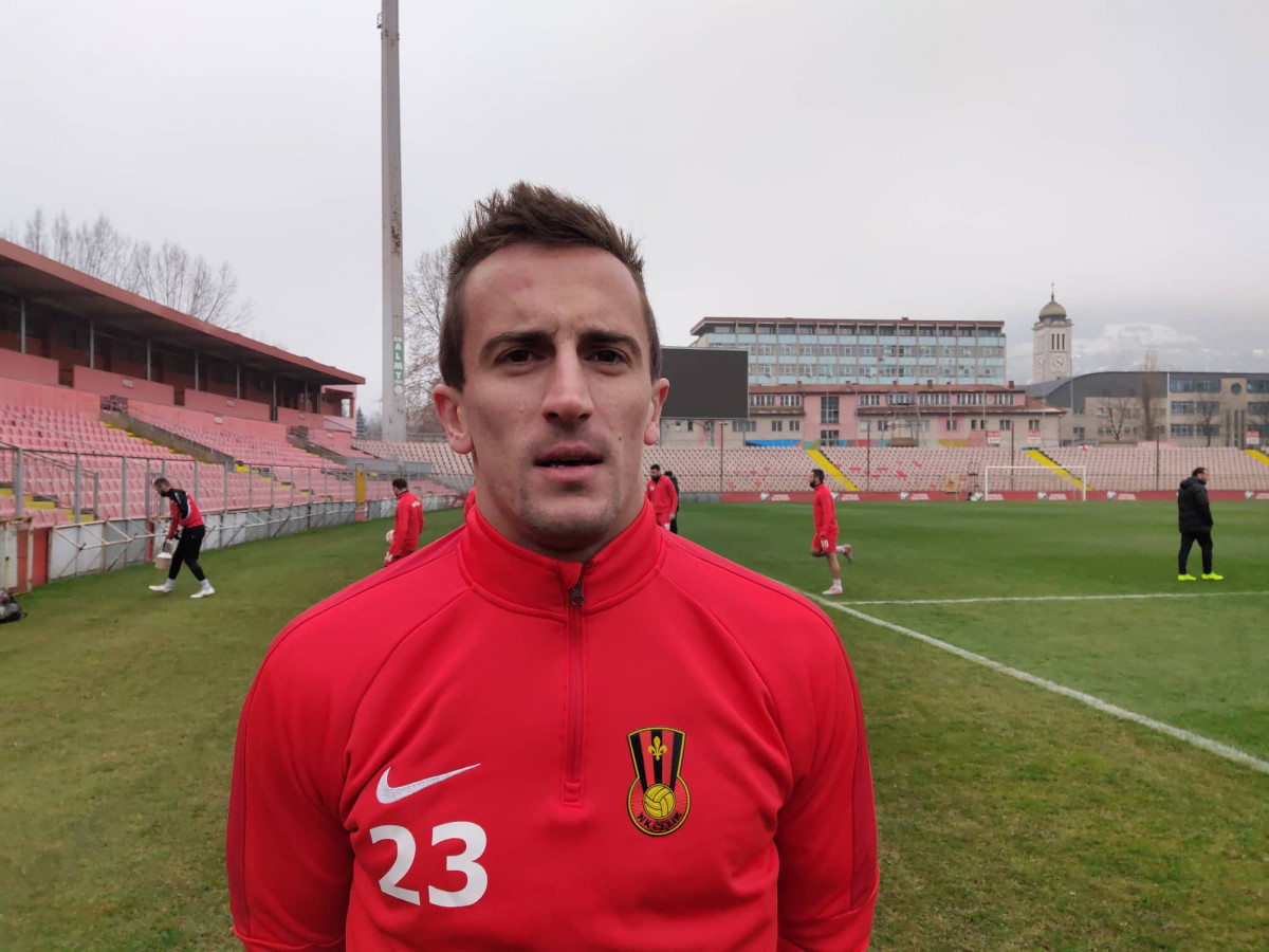 Perišić: Očekuje nas teška utakmica, težak teren...