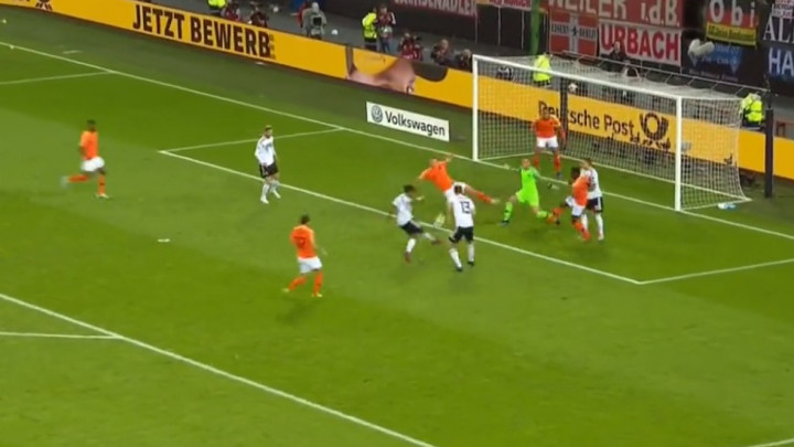 Gnabry zabio za vodstvo Njemačke protiv Holandije
