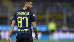Candreva napušta Inter