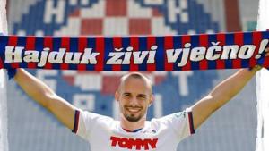 Darko Todorović i zvanično novi fudbaler Hajduka