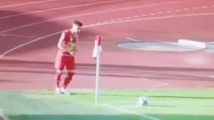 To se ne viđa često u fudbalu: Herić drugi put u sezoni zabio gol direktno iz kornera
