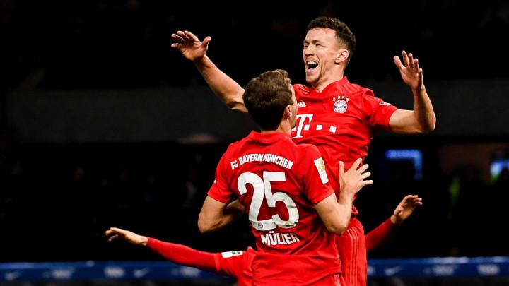 Bayern kupuje Perišića?