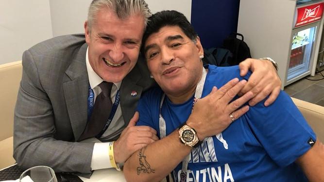Oscar Ruggeri: Maradona i Šuker namjestili su utakmicu između Argentine i Hrvatske
