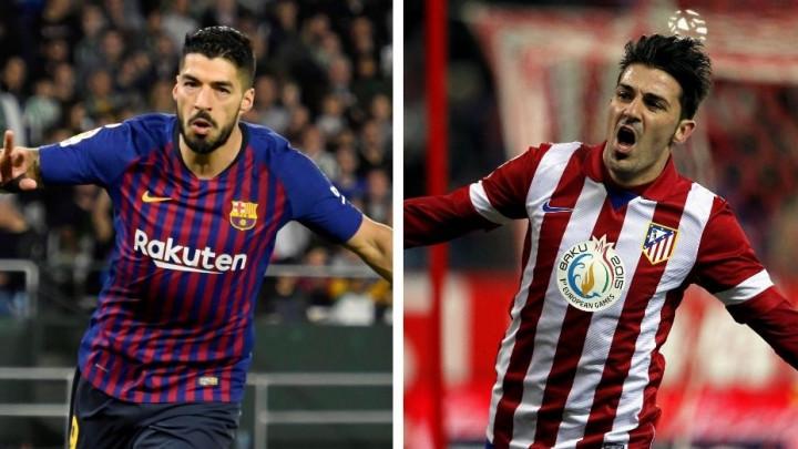 Kao neka bajka: Atletico iz Barcelone doveo Suareza i Davida Villu za četiri miliona eura
