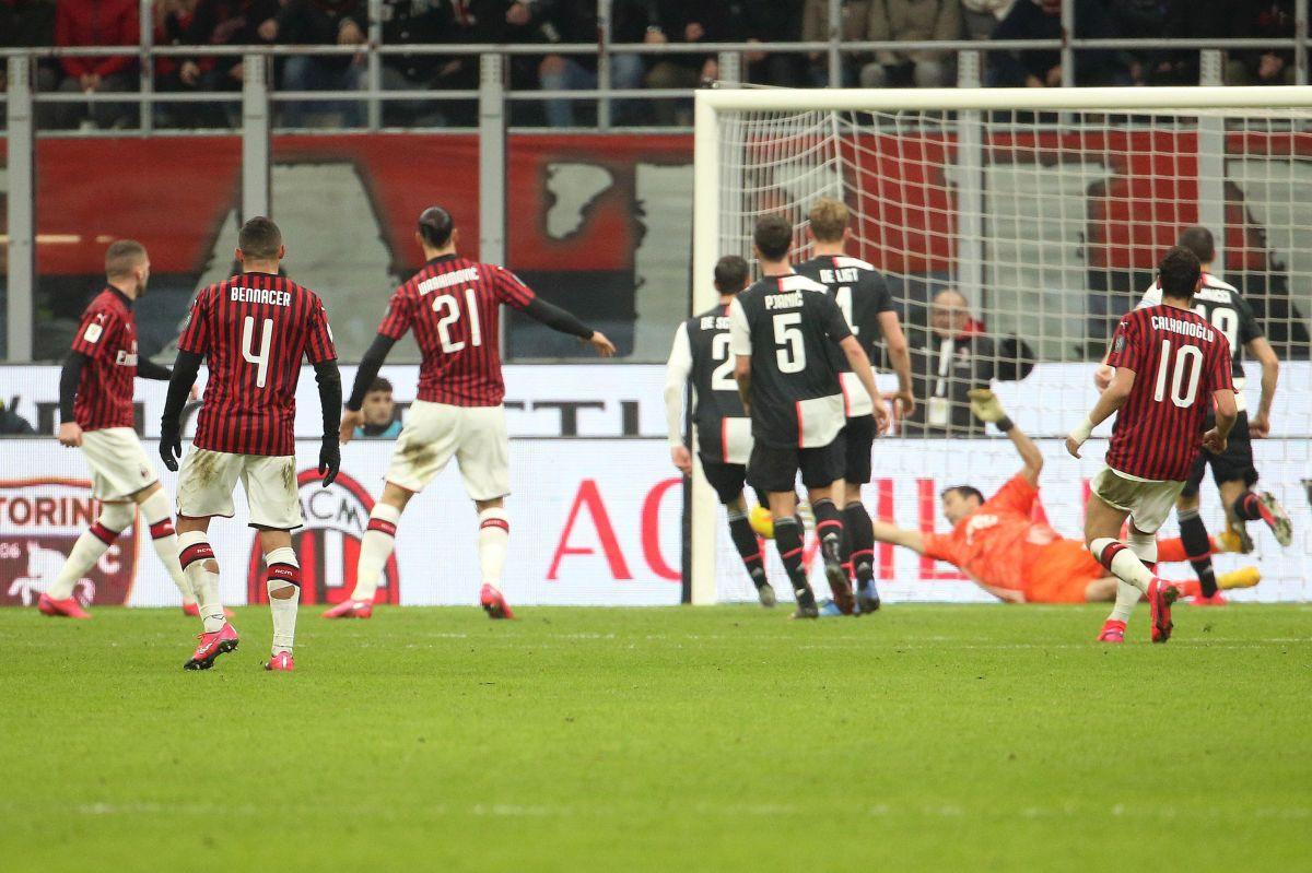 Milan je bio odličan, ali nije pobijedio: Juventus se na San Siru spasio golom iz penala