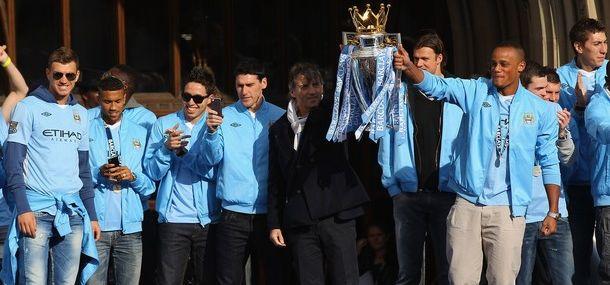 Manchester City oborio rekord zarade od TV prava