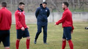 Sergej Jakirović: Mladi igrači nisu dovedeni da budu šminka već da napreduju i budu konkurentni
