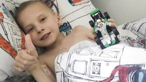 Dirljiva priča o petogodišnjem dječaku i Lewisu Hamiltonu nije imala sretan kraj