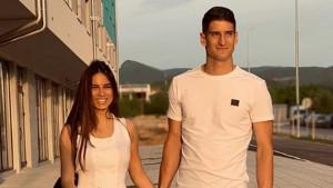 Golman Sarajeva uživa s djevojkom Sofijom, ali vremena za trening uvijek ima