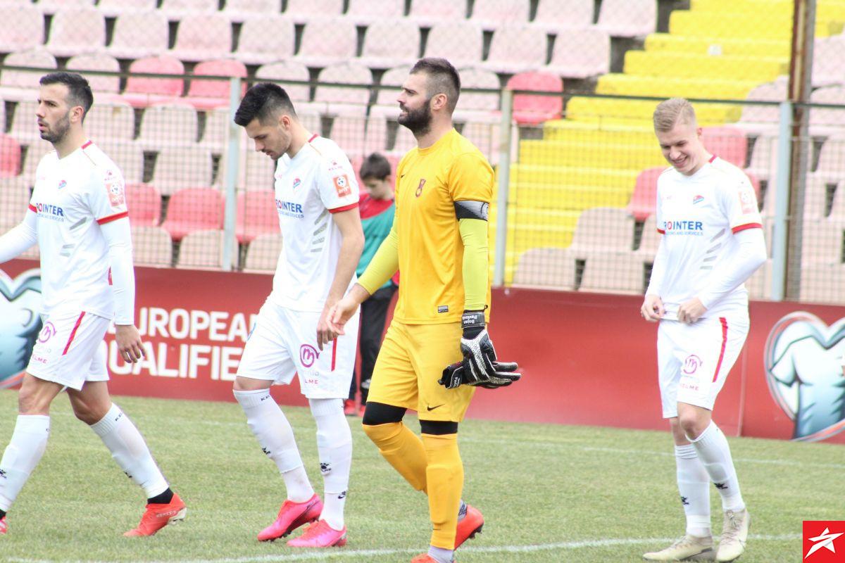 Dvojica fudbalera FK Borac podržali akciju NK Čelik
