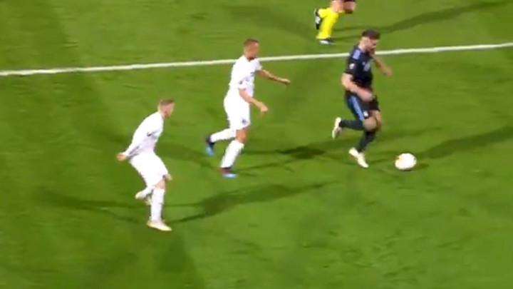 Dinamova savršena akcija najbolji potez sinoćnjih utakmica