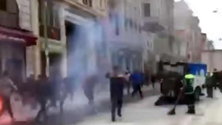 Navijači Olympiakosa izbodeni u Istanbulu