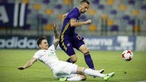 Maribor uvjerljivo slavio, pogodio i Mešanović