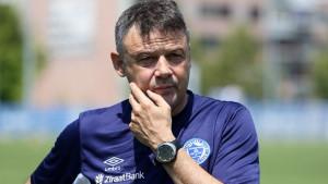 Krčmarević: Danas svi igraju fudbal, ali mislim da smo dobro prošli