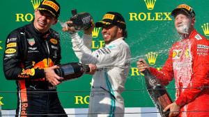 Hamilton i Vettel pred Verstappenom komentarisali Alonsa