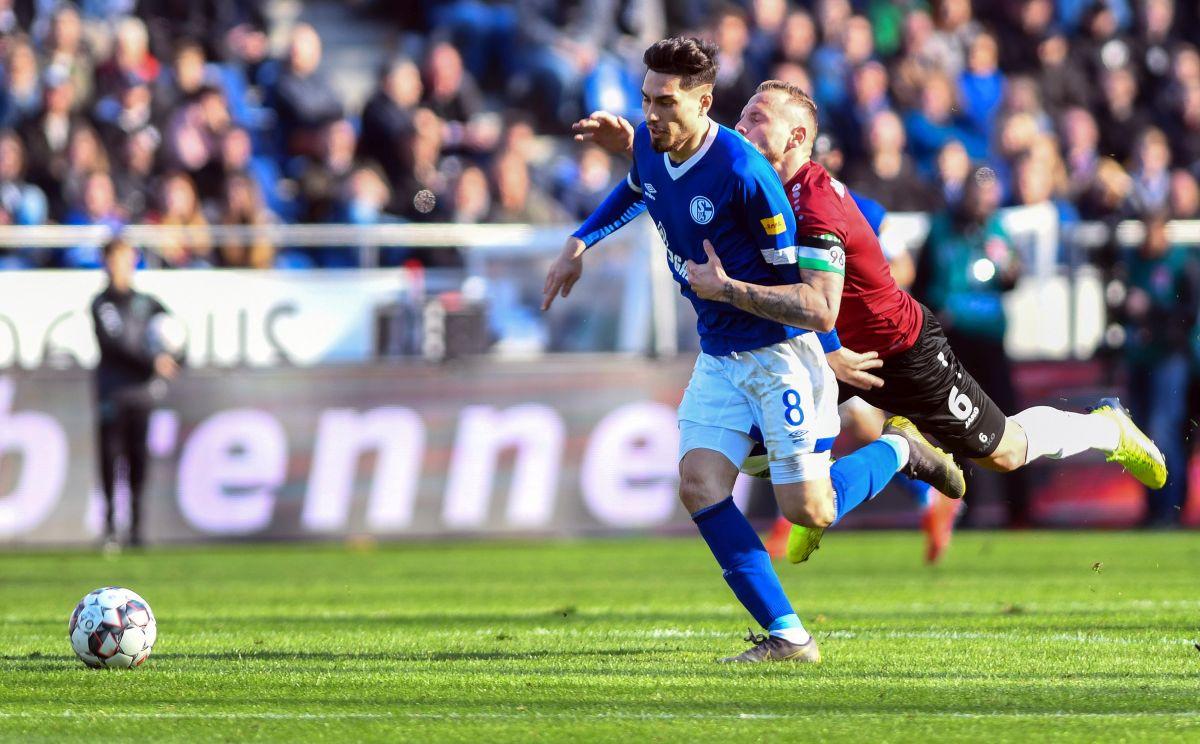 Schalke teškom mukom savladao Hannover i prekinuo crni niz