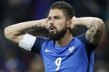 Giroud se povrijedio, propušta meč sa Njemačkom
