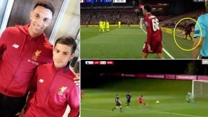 Gdje je sada dječak kojeg je slavio Anfield u famoznoj pobjedi nad Barcom?