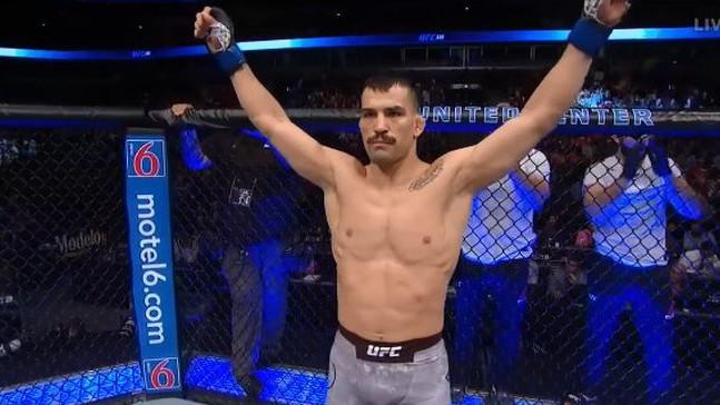 Bektić savladao Lamasa i krenuo ka vrhu UFC-a