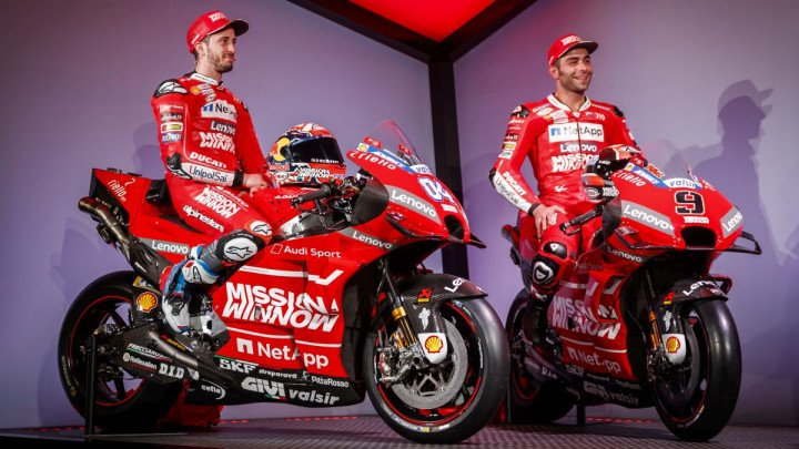 "Ducati predstavio novu ""jurilicu"" za novu sezonu"