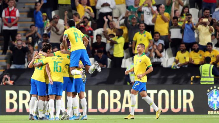 Dva eurogola obiježila pobjedu Brazila u Abu Dhabiju