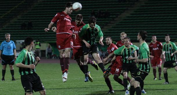 Sarajevo sve riješilo u prvom poluvremenu