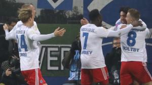 HSV sada samo naučna fantastika vodi u Bundesligu