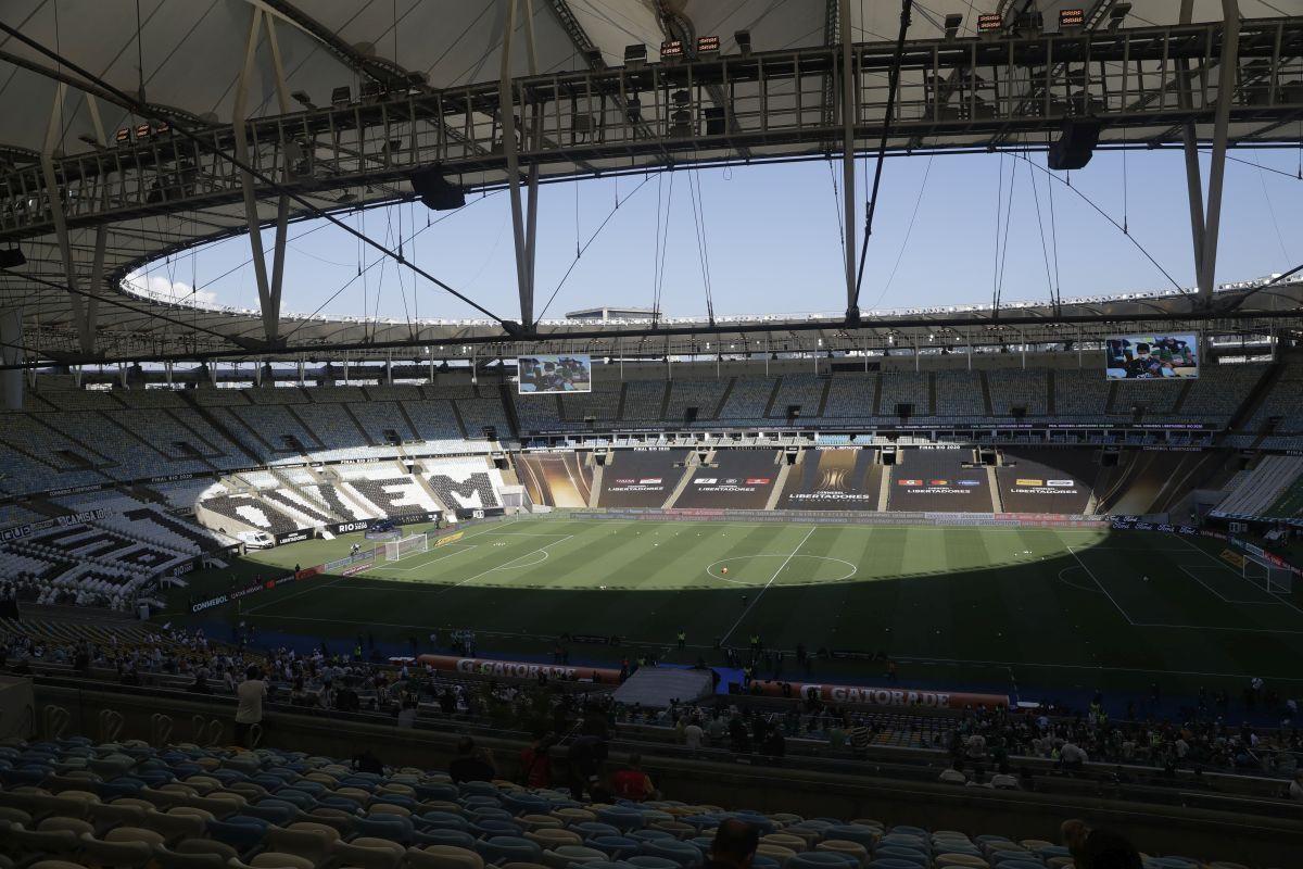 Navijača ima, ali čuvena Maracana tužno izgleda u finalu Copa Liberadores