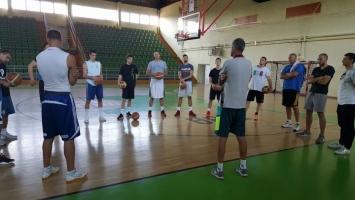 Trojica novih košarkaša u Bošnjaku: Osnovni cilj opstanak
