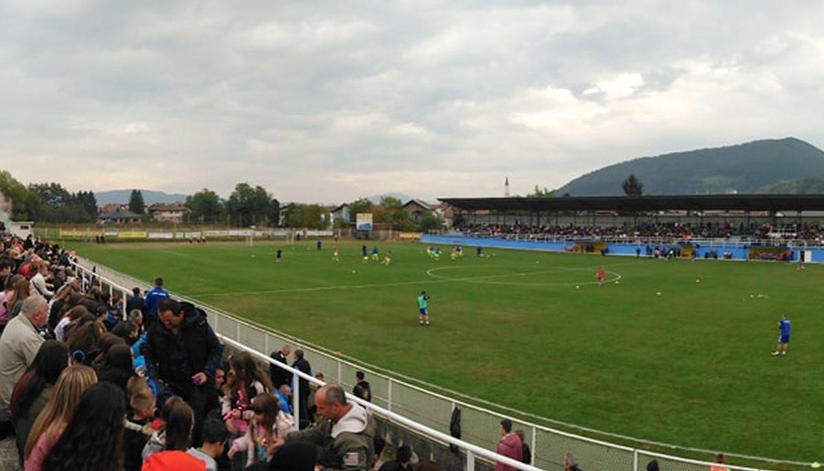 Zdravko Mamić gledao pobjedu Dinama u Žepču