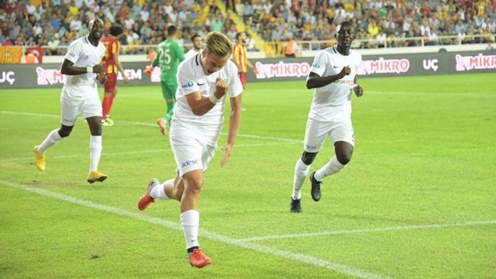 Milošević donio pobjedu Konyasporu