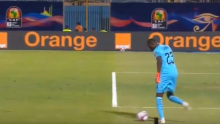 """Potez golmana Senegala """"za infarkt"""""""