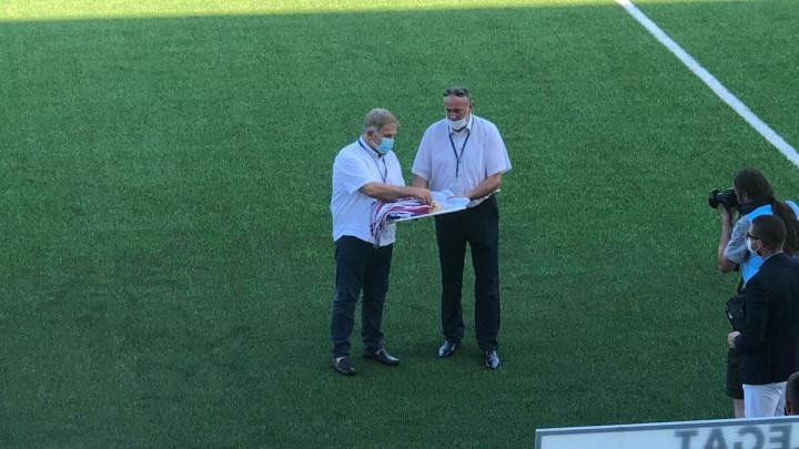 Krupa prije susreta protiv Sarajeva dobila pehar za prvo mjesto u Prvoj ligi RS