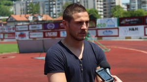 Zukić sasvim iskreno: Moja reakcija je bila očekivana, dugujem izvinjenje pravim navijačima
