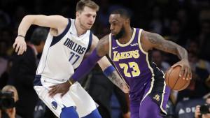 Lakersi na krilima Jamesa slavili protiv Dončićevog Dallasa