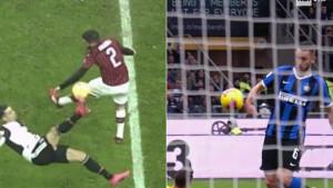 Različiti kriteriji sudija u Italiji: Za Napoli nema penala, a za Juventus ima