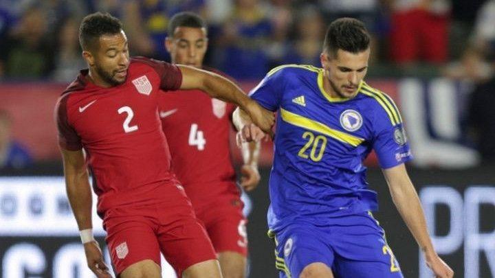 Prosinečki debitovao remijem: Zmajevi bez golova protiv SAD