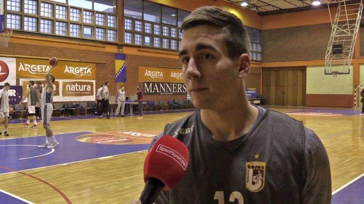 Arslanagić: Uz podršku navijača pobjeda neće doći u pitanje