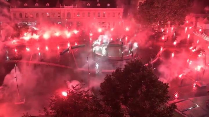 Fukare na spektakularan način počele proslavu 100. rođendana FK Sloboda
