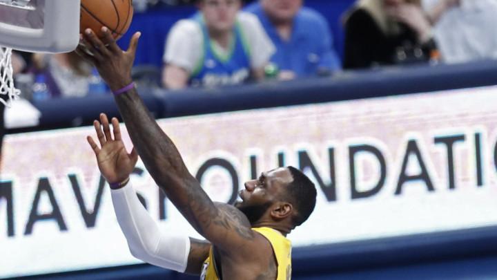 LeBron jači od Hardena i Westbrooka, Musa ubacio sedam poena u porazu Netsa