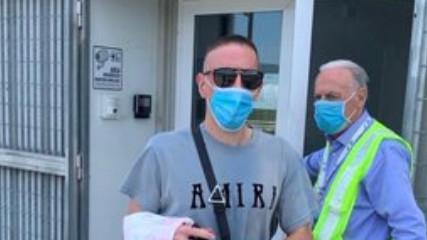 Ribery se u Firencu vratio u čudnoj odjeći: Jesi li se zaboravio presvući?
