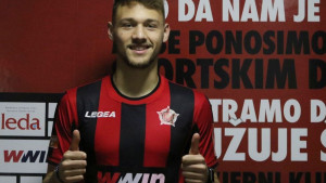 """FK Sloboda predstavio novo pojačanje: """"Jedva čekam da obučem dres"""""""