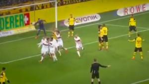 Borussia konačno povela, ali je Kempf golom ponovo utišao domaće navijače