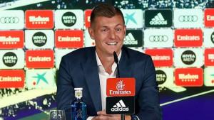 "Kroos najavio veliki transfer? ""Potpis Pogbe ništa ne mijenja, borit ću se..."""